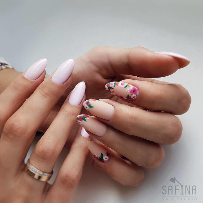 Різні руки – гарячий nail-тренд 2020 2021 9