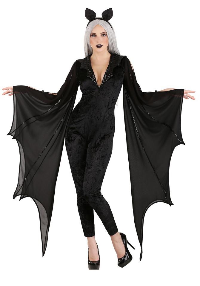 Batman возвращается: как сделать костюм летучей мыши на Хэллоуин 29