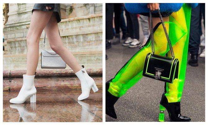 Модні гумові чоботи 2021, які впораються з будь-якою зливою 10