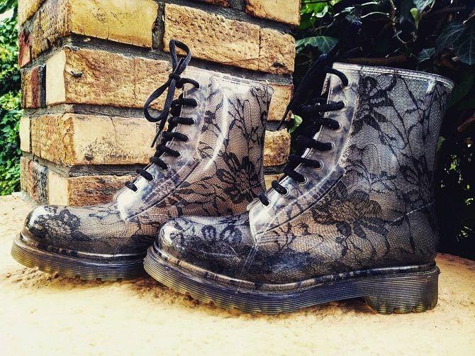 Модні гумові чоботи 2021, які впораються з будь-якою зливою 20