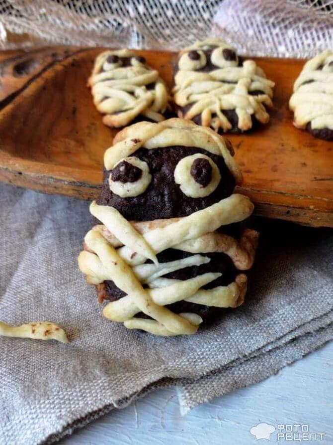 Жахливо смачно: рецепти печива на Геловін 5