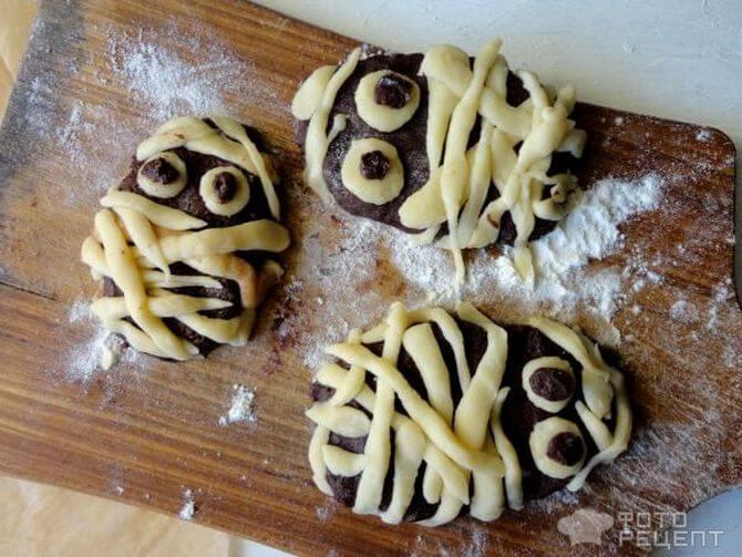Жахливо смачно: рецепти печива на Геловін 16