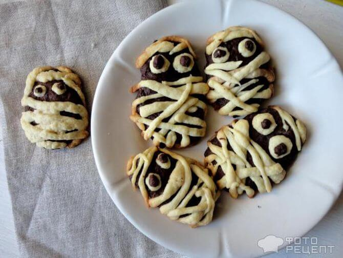 Жахливо смачно: рецепти печива на Геловін 17