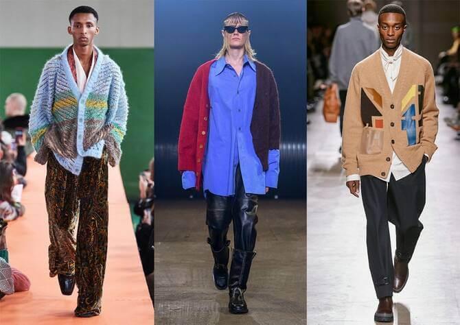 Чоловіча мода Осінь/Зима 2020-2021: ТОП 15 трендів 11