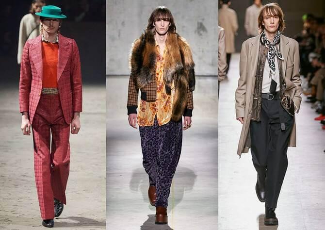 Чоловіча мода Осінь/Зима 2020-2021: ТОП 15 трендів 12