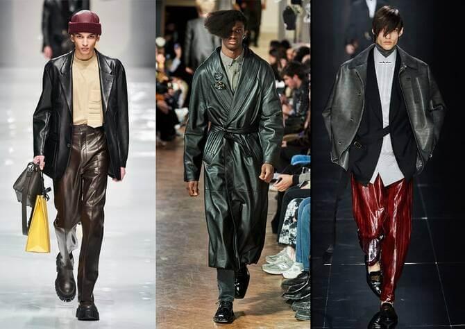 Чоловіча мода Осінь/Зима 2020-2021: ТОП 15 трендів 13