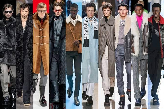 Чоловіча мода Осінь/Зима 2020-2021: ТОП 15 трендів 16