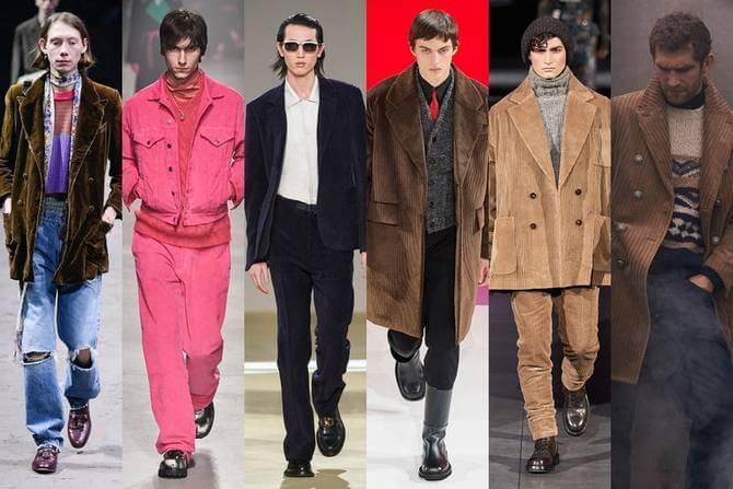 Чоловіча мода Осінь/Зима 2020-2021: ТОП 15 трендів 17