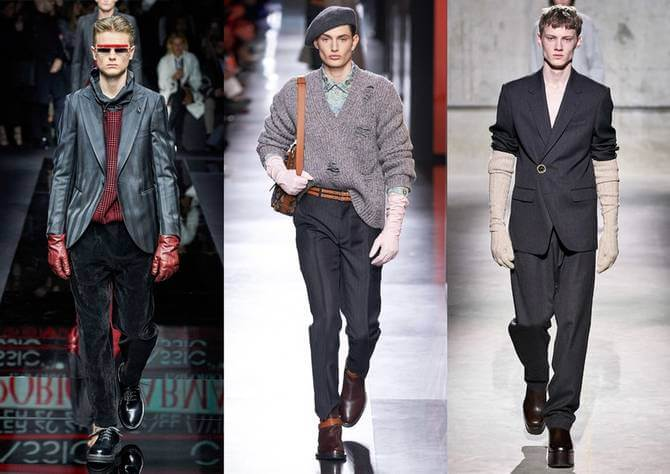 Чоловіча мода Осінь/Зима 2020-2021: ТОП 15 трендів 18