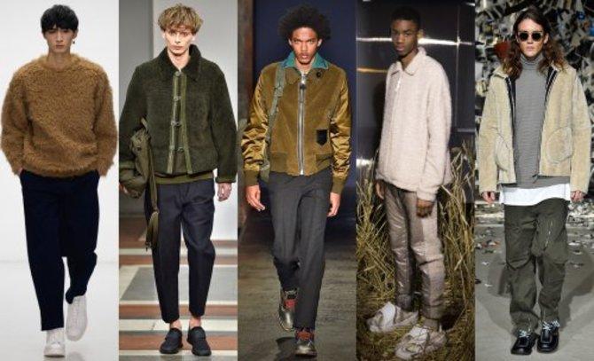 Чоловіча мода Осінь/Зима 2020-2021: ТОП 15 трендів 19