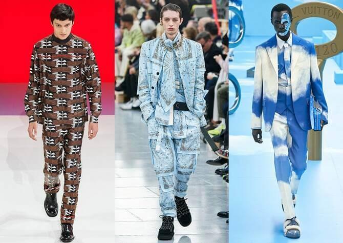 Чоловіча мода Осінь/Зима 2020-2021: ТОП 15 трендів 2