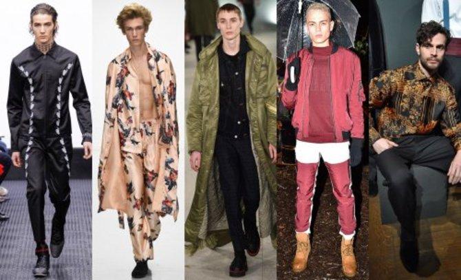 Чоловіча мода Осінь/Зима 2020-2021: ТОП 15 трендів 20