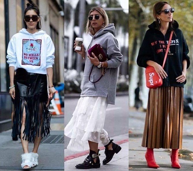 Модные образы с худи 2021: самые интересные идеи 13