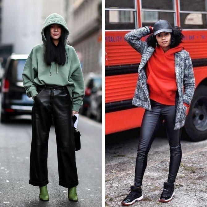 Модні образи з худі 2021: найцікавіші ідеї 19