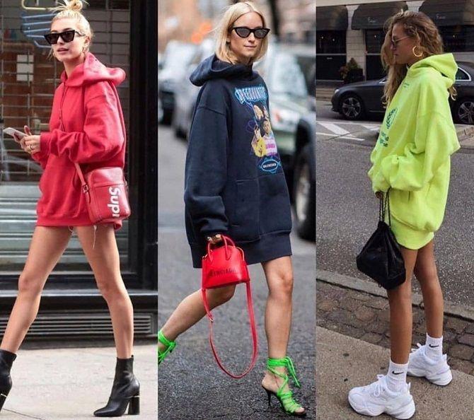 Модні образи з худі 2021: найцікавіші ідеї 21
