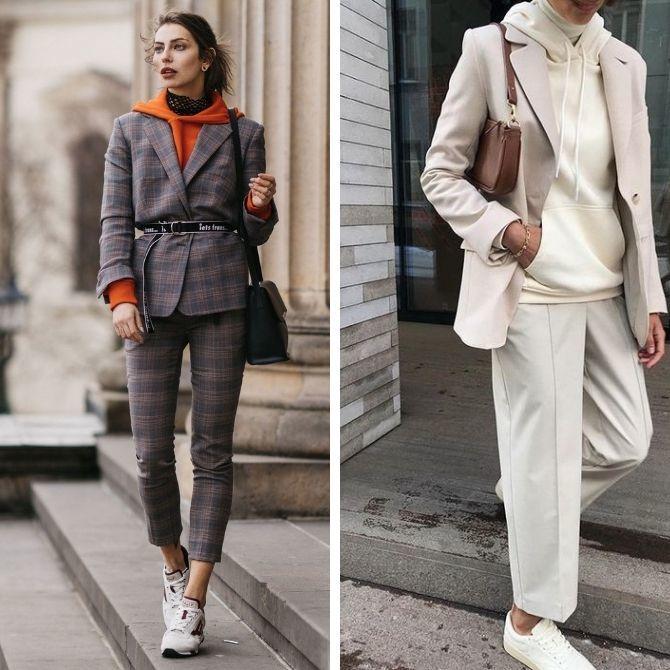 Модні образи з худі 2021: найцікавіші ідеї 9