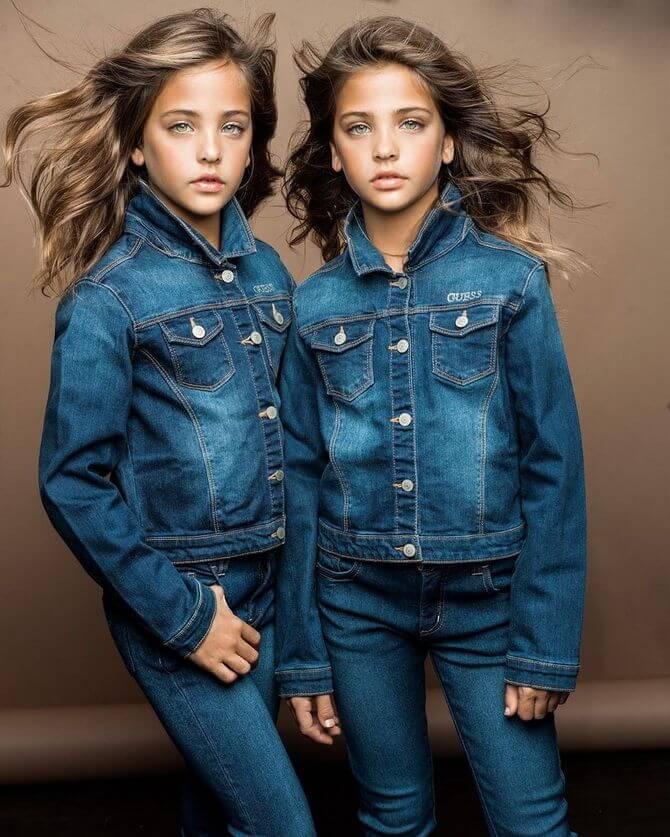 Модные осенние куртки для девочек 2020-2021 11