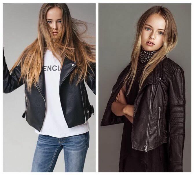 Модные осенние куртки для девочек 2020-2021 15