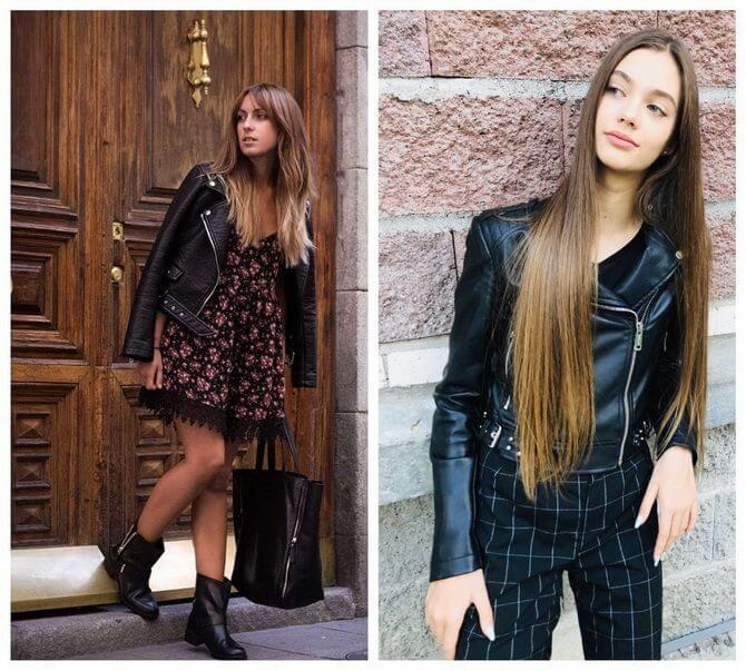 Модные осенние куртки для девочек 2020-2021 16