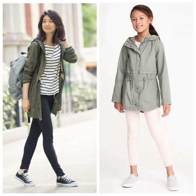 Модные осенние куртки для девочек 2020-2021 3