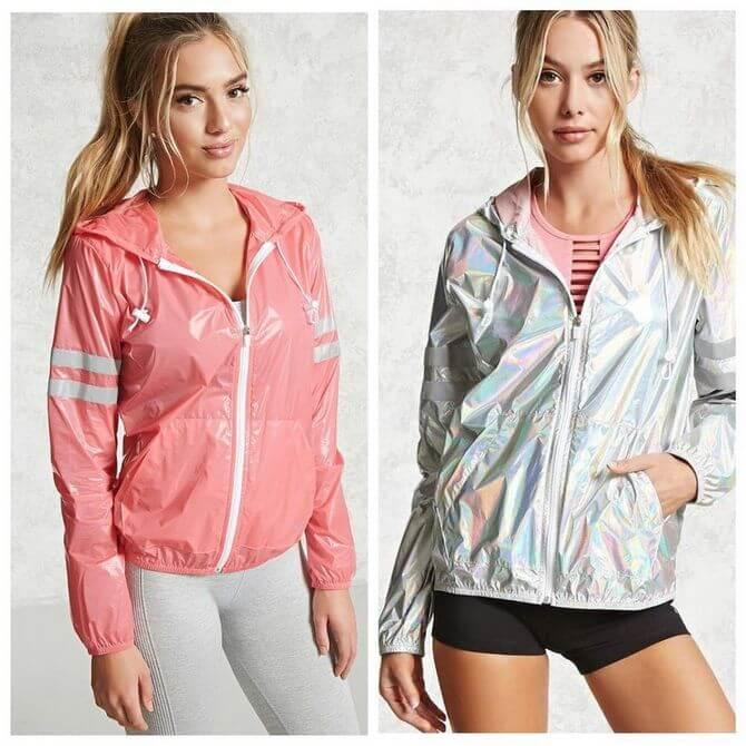 Модные осенние куртки для девочек 2020-2021 4