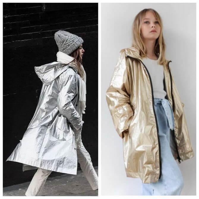 Модные осенние куртки для девочек 2020-2021 5