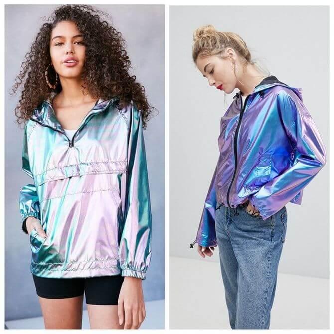 Модные осенние куртки для девочек 2020-2021 6