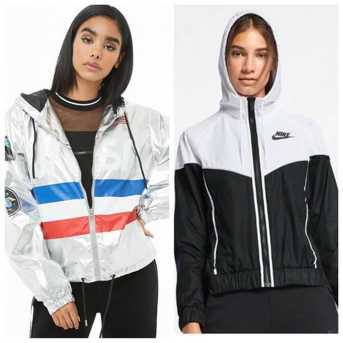 Модные осенние куртки для девочек 2020-2021 7
