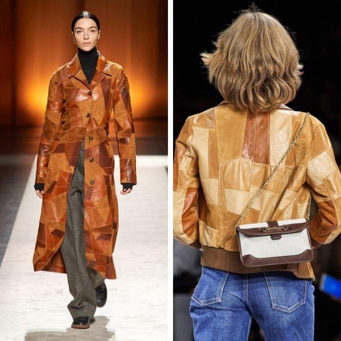 Одежда в стиле пэчворк — модная тенденция 2021 11