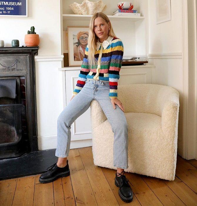 Одежда в стиле пэчворк — модная тенденция 2021 17