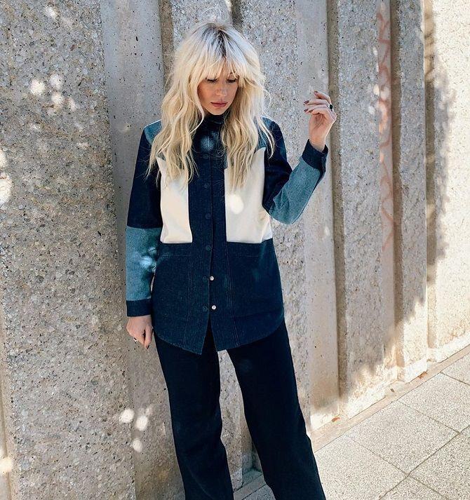 Одежда в стиле пэчворк — модная тенденция 2021 21