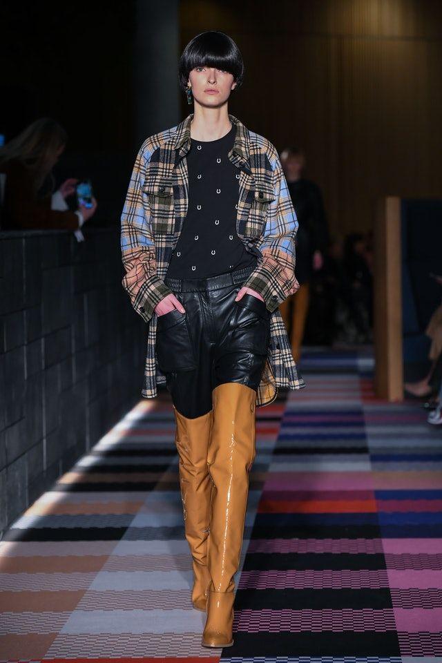 Одежда в стиле пэчворк — модная тенденция 2021 33