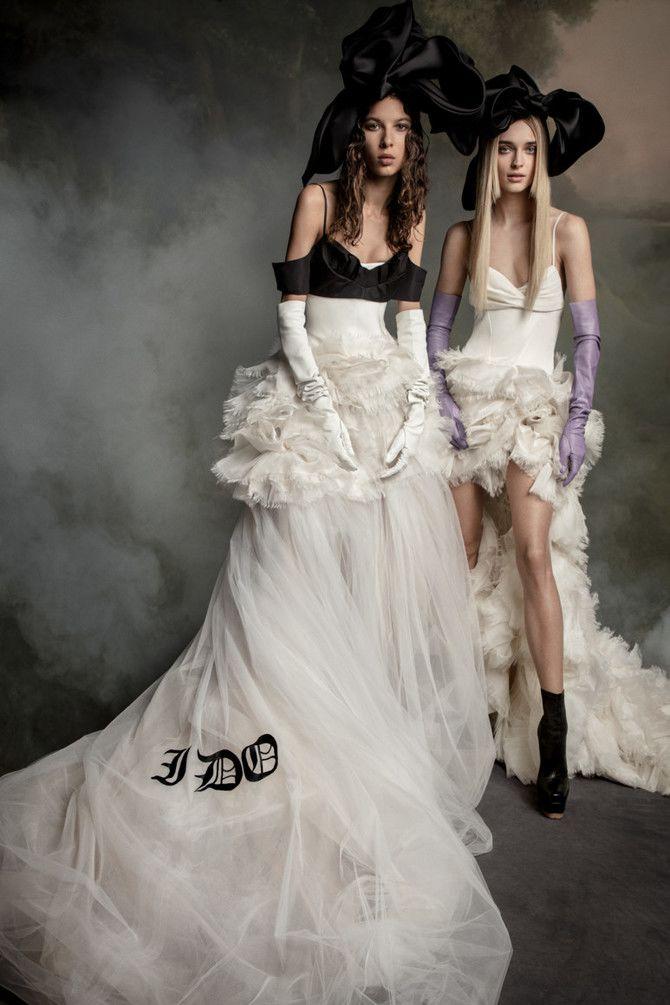 Как принцесса: пышные свадебные платья 2020-2021 1