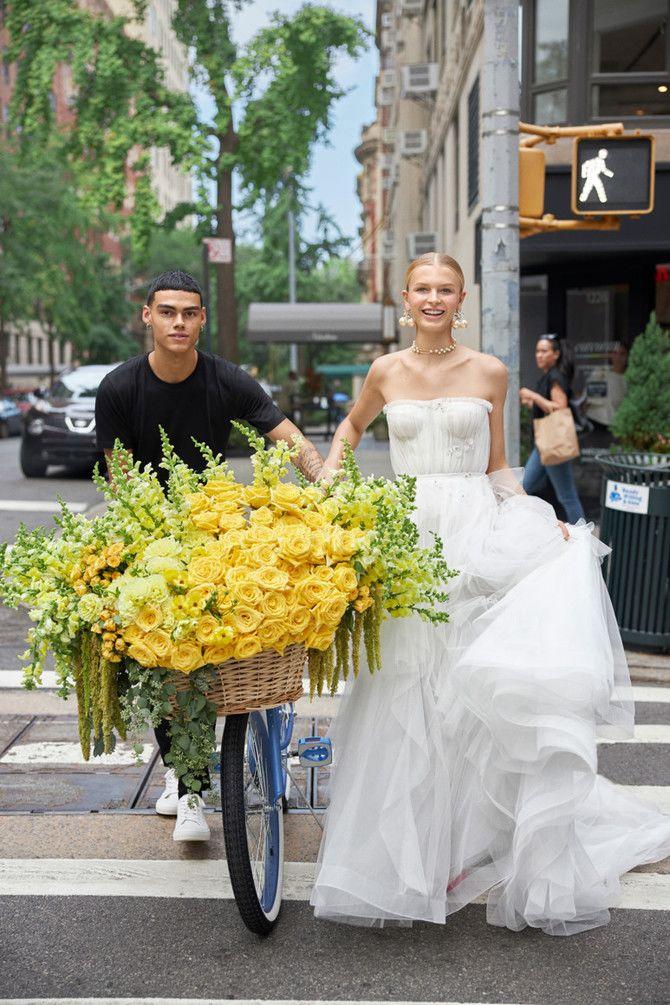 Как принцесса: пышные свадебные платья 2020-2021 25