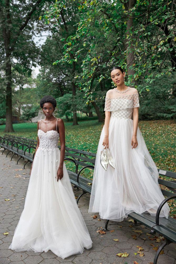 Как принцесса: пышные свадебные платья 2020-2021 27
