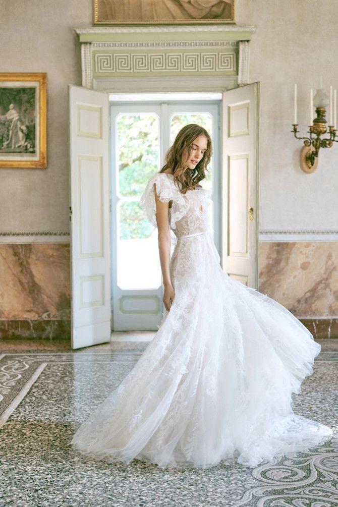 Как принцесса: пышные свадебные платья 2020-2021 3