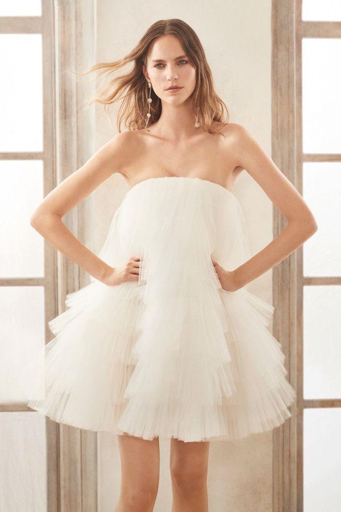 Как принцесса: пышные свадебные платья 2020-2021 30