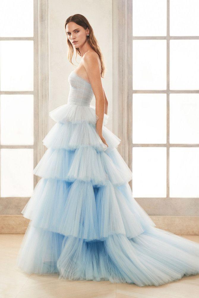 Как принцесса: пышные свадебные платья 2020-2021 33