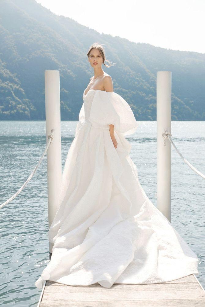 Мов принцеса: пишні весільні сукні 2020-2021 7