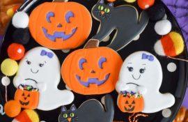 Gruselig lecker: Halloween-Keks-Rezepte