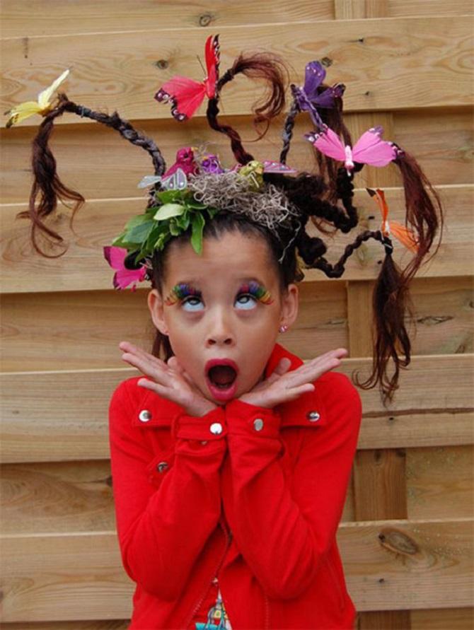 Прически на Хэллоуин 2021: креативные варианты для женщин, мужчин и детей 6