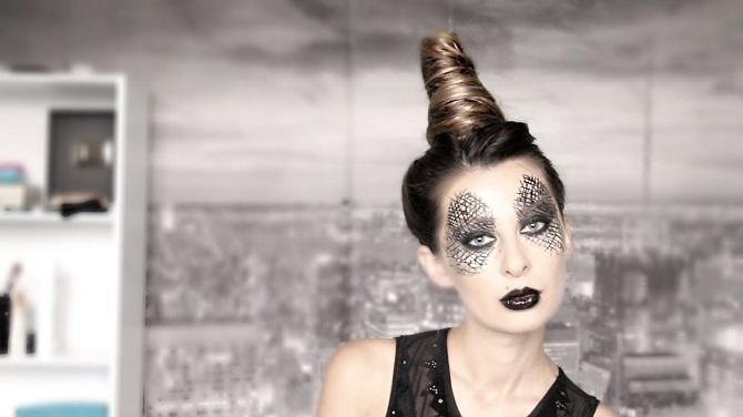 Прически на Хэллоуин 2021: креативные варианты для женщин, мужчин и детей 25