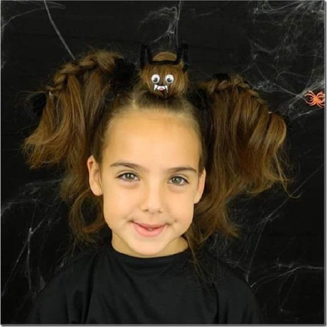 Прически на Хэллоуин 2021: креативные варианты для женщин, мужчин и детей 1