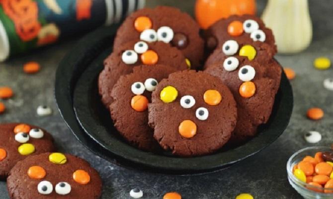 Вкусно и необычно: рецепты и идеи украшения пряников на Хэллоуин 5