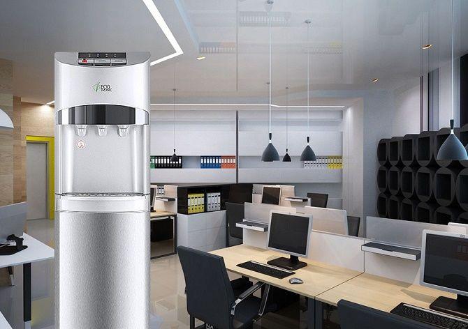 Пурифайер – как обеспечить офис питьевой водой без кулеров? 1
