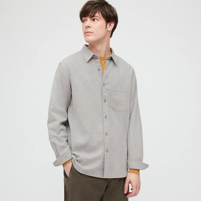 Фланелевые рубашки для мужчин – яркие образы 2020-2021 1
