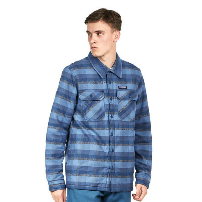Фланелевые рубашки для мужчин – яркие образы 2020-2021 11