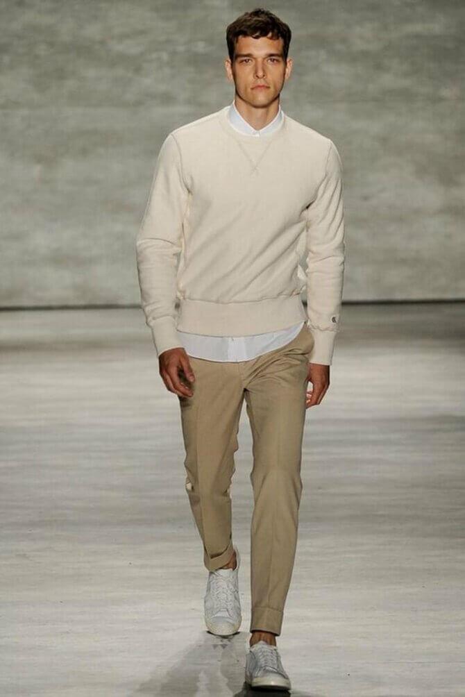 Фланелевые рубашки для мужчин – яркие образы 2020-2021 14