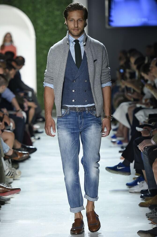 Фланелеві сорочки для чоловіків – яскраві образи 2020-2021 16