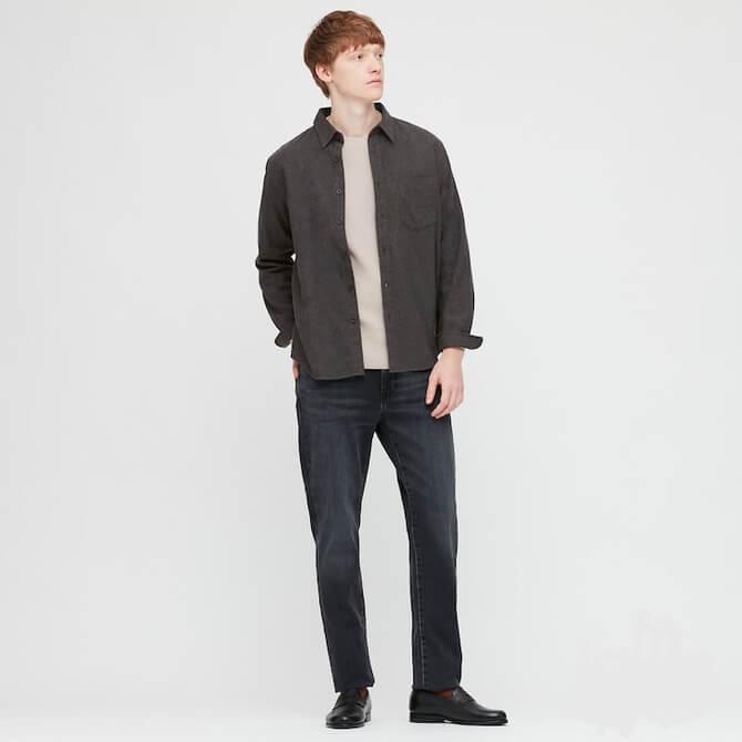 Фланелеві сорочки для чоловіків – яскраві образи 2020-2021 2